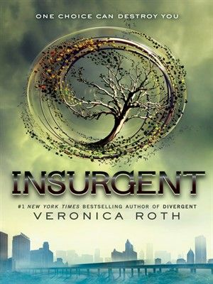 New York Times bestselling author Veronica Roth's much-anticipated second book of the dystopian Divergent series is another intoxicating thrill ride of a story, rich with hallmark twists, heartbreaks, romance, and powerful insights about human nature.   Shailene Woodley, March 2015.