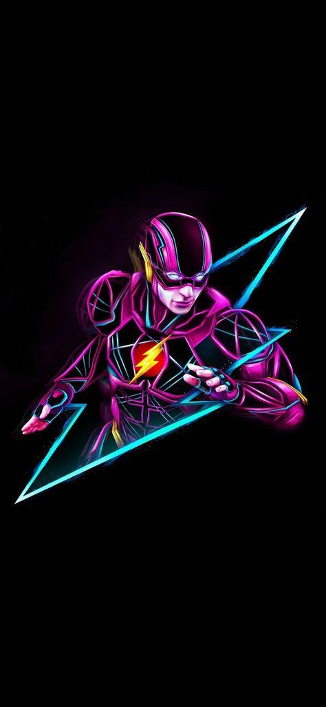 #The Flash Amazing Wallpaper