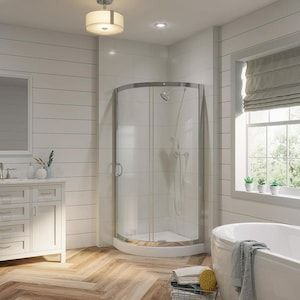 31 Inch Corner Shower Insert Lowe S Corner Shower Corner Shower