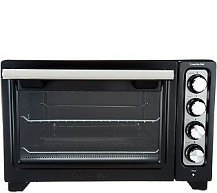 Kitchenaid Countertop Convection Oven With Extra Broil Pan Qvc