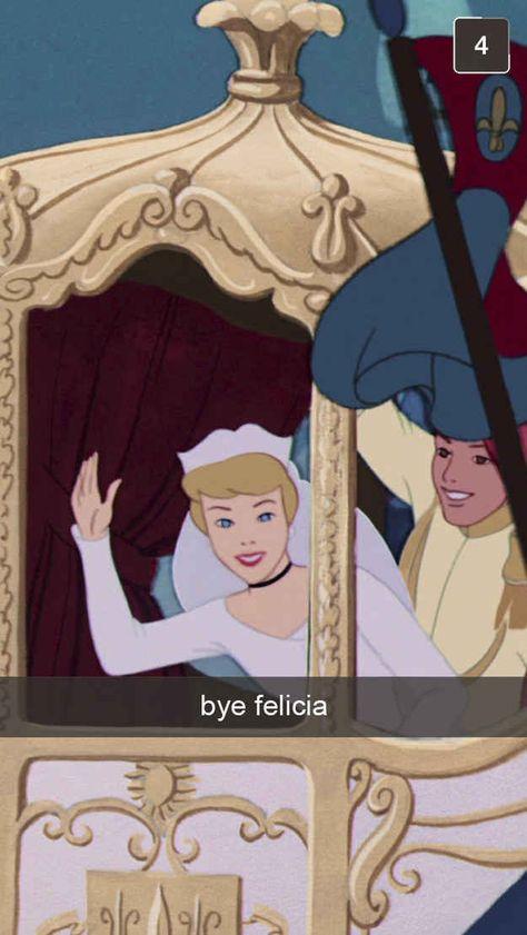 29 Magical Disney Princess Snapchats