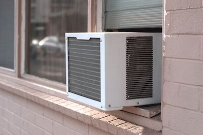 How To Install A Window Air Conditioner Tiny House Huge Ideas Window Air Conditioner Window Air Conditioners Window Unit Air Conditioners