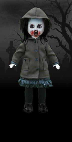 33 Delicate Halloween Dolls For Kids
