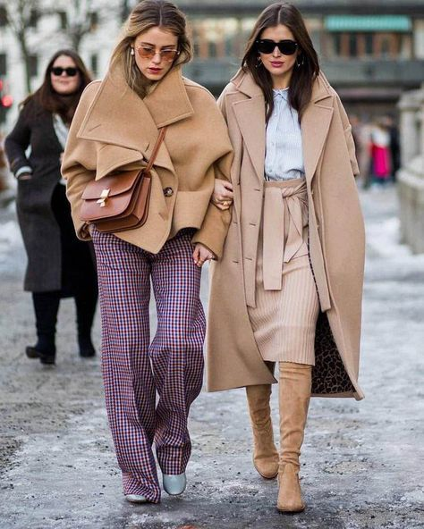 mantel-Trends Das sind die Must-haves Take a look at the best winter coats 2018 in the photos below and get ideas for your outfits!