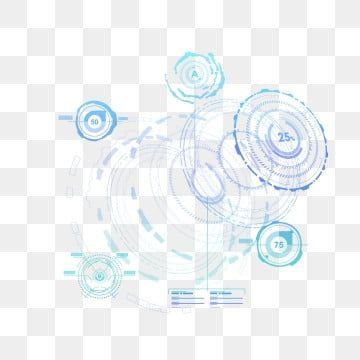 Blue High Tech Technology Aperture Technological Sense Cool Planet Abstract Stereo Png Transparent Clipart Image And Psd File For Free Download Geometric Background Tech Image Technology Wallpaper