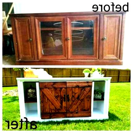 Refurbished furniture entertainment center diy projects 63 Ideas for 2019#center...#2019center #center #diy #entertainment #furniture #ideas #projects #refurbished