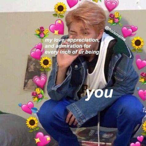 New Memes Kpop Caras Con Corazones Ideas Love You Meme Cute Love Memes New Memes