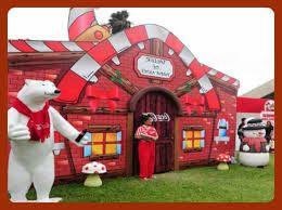 Resultado De Imagen De Fabrica De Juguetes De Santa Claus