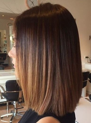 45 Best Balayage Hairstyles For Straight Hair For 2019 Be Trendsetter Hair Styles Balayage Straight Hair Straight Hairstyles