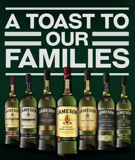 they taught us the value of a good toast, a great whiskey and even better friends.