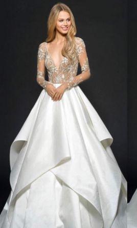 Hayley Paige Style 6650 Collins 6 Used Wedding Dresses Wedding Dresses Dresses