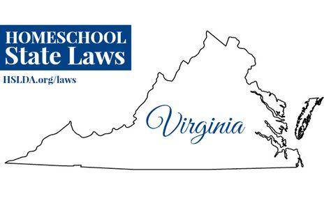 VIRGINIA Homeschool State Laws | HSLDA