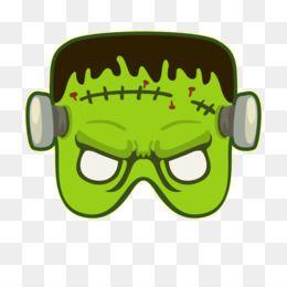 Carnival Mask Png Carnival Mask Transparent Clipart Free Download Mask Stock Photography Masquerad Frankenstein Mask Halloween Masks Frankenstein Halloween