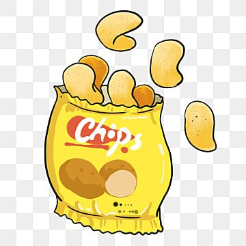 Cartoon Snack Potato Chips Illustration Chips Clipart Cartoon Snack Potato Chips Png Transparent Clipart Image And Psd File For Free Download In 2021 Potato Chips Cartoon Potato Baked Potato Chips