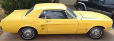 Ford : Mustang Base 1967 ford mustang base 3.3 l