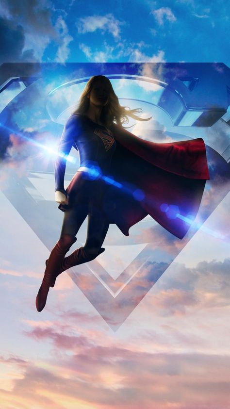 Supergirl Phone Wallpaper | Moviemania