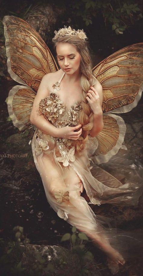 NEW 2020 Release Large Beautiful Sleeping Forest Fairy Figurine Dream Eden