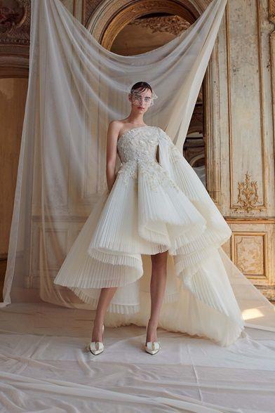 2f6e87b7e08e Sfilata Ashi Studio Parigi - Alta Moda Autunno-Inverno 2018-19 - Vogue