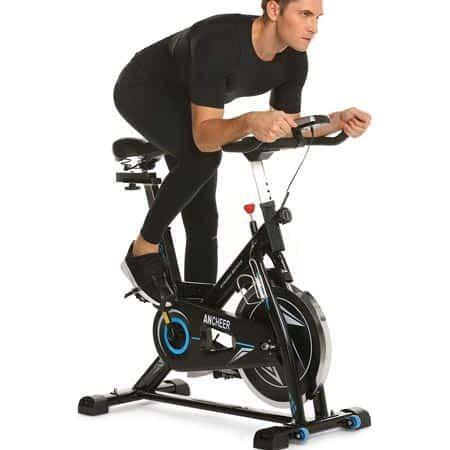 Ancheer Indoor Cycling Bike Best Exercise Bike Indoor Bike Workouts Biking Workout