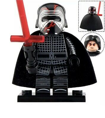 Star wars Minifigure Building Blocks Jedi Sith Vader Yoda Rey Dark Rey