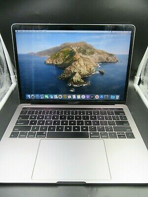 Apple Macbook Pro 2017 Space Gray 13 Touch Bar 512gb Ssd In 2020 Macbook Pro 2017 Apple Macbook Pro Apple Macbook