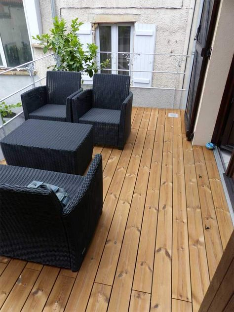 21 best Terrasse Thermopin images on Pinterest Balconies, Decks