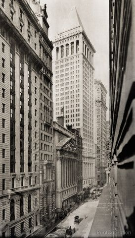 Print Collection - Bankers Trust & Stock Exchange