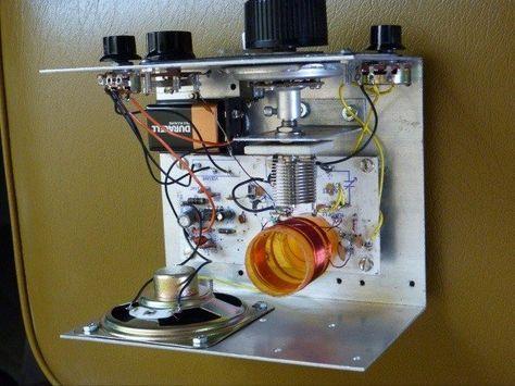 How I built a shortwave Armstrong FET regenerative receiver