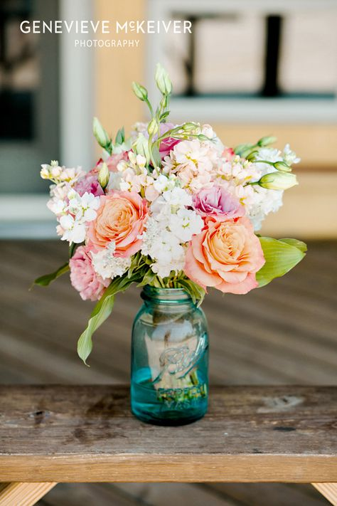 Like the vase- can we learn how to do this? Bridesmaid bouquet? like the flowers