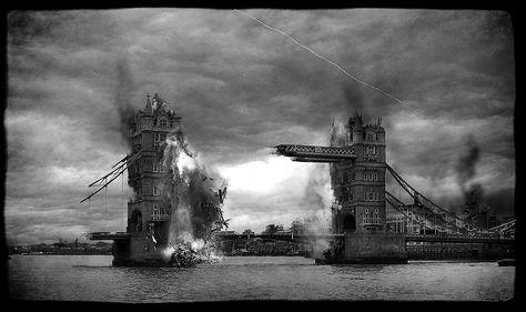 hot war rpg london bridge - Google Search