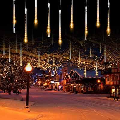 2021 Christmas Lights Top 10 Best Christmas Lights In 2021 Reviews Best10az Best Christmas Lights Led Icicle Lights Icicle Christmas Lights