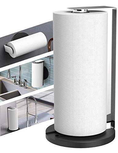 Basa Paper Towel Holder 2018 New Under Cabinet Paper Towel Rack