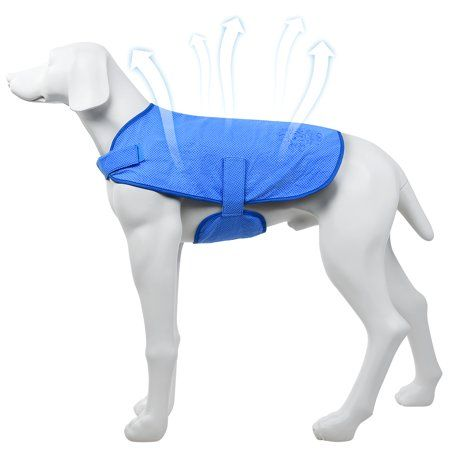 Pin By Amy On Baxter In 2020 Dog Cooling Coat Dog Cooling Vest