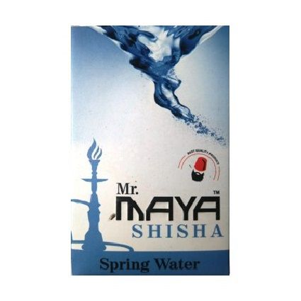 Spring Water Hookah Flavor Of Mr  Maya | Hookah Flavours in