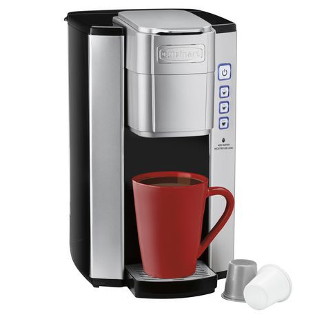 Cuisinart Single Serve Coffee Maker With 40Oz Reservoir