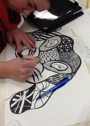 50 Trendy Ideas Highschool Art Projects Ideas Fun