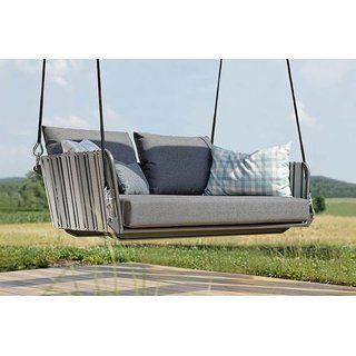 Stern Space 2 Sitzer Schaukel Jager Polstermobel Schaukel Gartenmobel Lounge Mobel