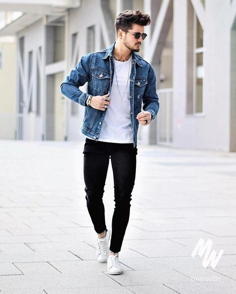 Simple casual outfit idea for teen boys 24 jacket style в 20
