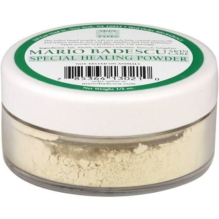 Mario Badescu Special Healing Powder 0 5 Oz Jar Mario Badescu Healing Skin Care