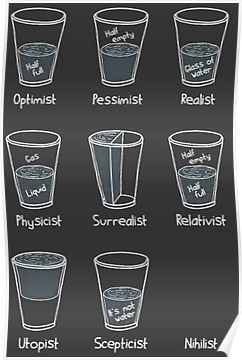 Cup Philosophy Poster