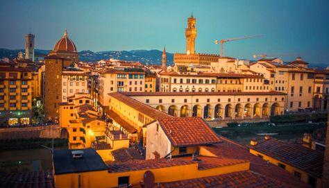 Pitti Palace Al Ponte Vecchio Hotel Firenze 1 028