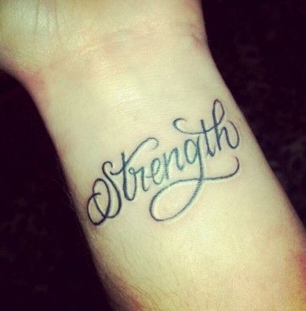 Tattoo Wrist Ideas Strength Scripts 35 Ideas For 2019 Tattoo Wrist Ideas Strength Scripts 35 Ideas For In 2020 Meaningful Wrist Tattoos Strength Tattoo Foot Tattoos