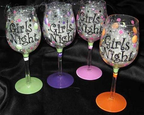 View Girls Night Out Wine Price Wallpapers