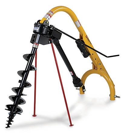 Countyline 3 Point Post Hole Digger 602377 At Tractor Supply Co Post Hole Digger Tractor Supplies Tractors