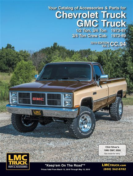 Truck Parts And Truck Accessories Lmc Truck Trucks Gmc Trucks
