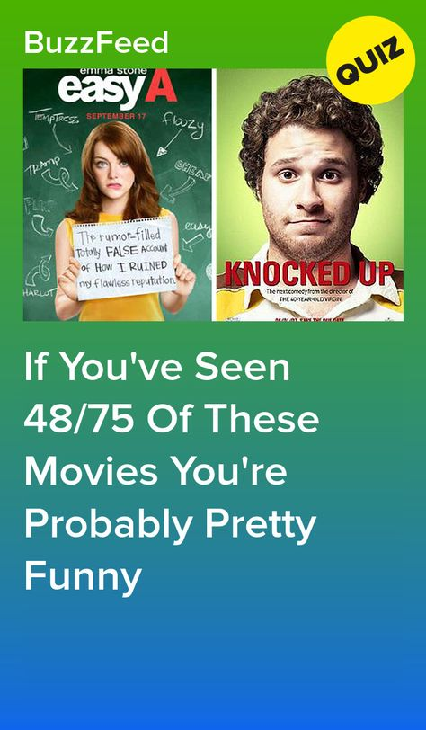 If You've Seen Of These Movies You're Probably Pretty Funny Comdey Movies, Funny Movies List, Comedy Movies On Netflix, Best Teen Movies, Quizzes Funny, Quizzes For Fun, Horror Movies, Horror Movie Quotes, Comedy Films