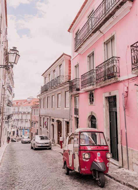 Guide to Lisbon, Portugal Portugal Travel Destinations Honeymoon Backpack Backpacking Vacation Europe Budget Bucket List Wanderlust Bedroom Wall Collage, Photo Wall Collage, Picture Wall, Picture Ideas, Visit Portugal, Portugal Travel, Blue Aesthetic, Travel Aesthetic, Aesthetic Vintage