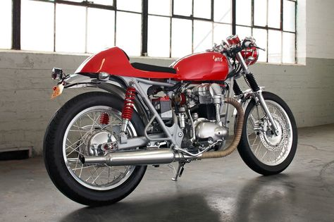 Vintage Honda Motorcycle Cylinder Restoration Boring