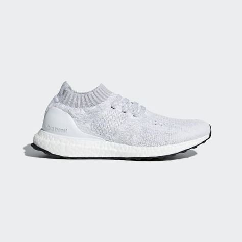 aad9c753083 Ultraboost Uncaged Shoes Cloud White 10 Womens