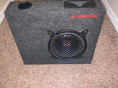 Rockford Fosgate 8 Inch Punch Subwoofer With Box Rare Rockford Fosgate Subwoofer Rockford